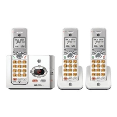 AT&T EL52315 3 Handset Answering System With Caller ID