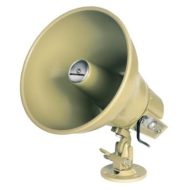 Bogen BG-AH5A 5 Watt Self Amplified Metal Horn