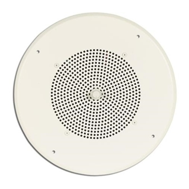 Bogen BG-S86T725PG8UVK Ceiling Speaker with Bright White Grille