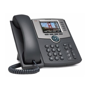 Cisco SPA525G2 5 Line IP Wi-Fi Phone
