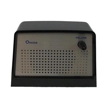Cortelco Orator Desktop Speaker In Black
