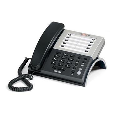 Cortelco 120300V0E27S Basic S-L Business Tel. W/S