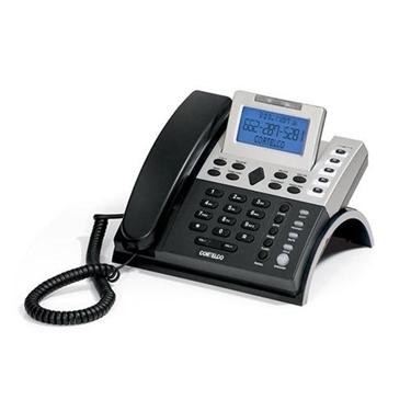 Cortelco 121100TP227S S-L Line Power CID Telephone