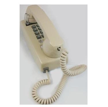 Details - Cortelco 255444-VBA27F Wall Phone