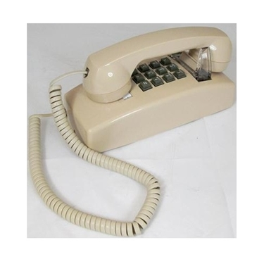 Cortelco 255444-VBA-20MD Traditional Wall Phone