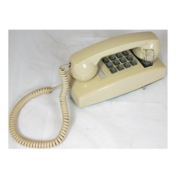 Cortelco 255409-VBA-20M Traditional Mini Wall Phone