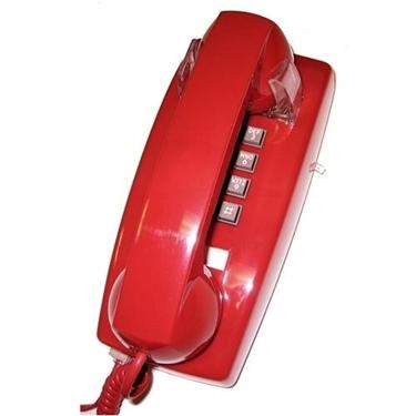 Cortelco 255447-VBA-20M Traditional Mini Wall Phone