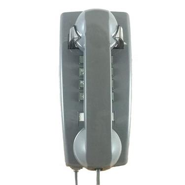 Cortelco 255482VBA20M Traditional Mini Wall Phone