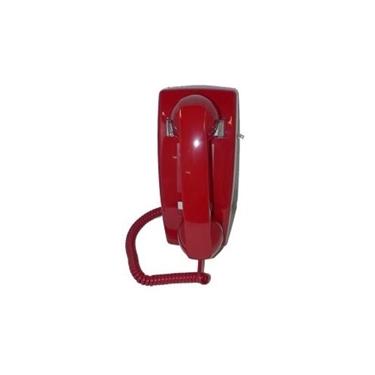 Cortelco 255447-VBA-NDL No Dial Wall Phone