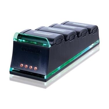 DreamGear DG-DG360-1710 Quad Dock Pro (Batteries Sold Separate)