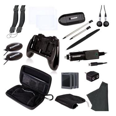 DreamGear DG-DG3DS-4203 3DS 20 in 1 Essentials Kit