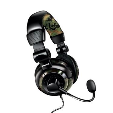 DreamGear DG-DGUN-2574 Universal Elite Camo Headset