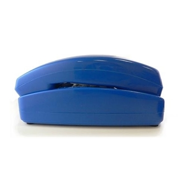 Golden Eagle GO-5303BL Trimstyle Corded Telephone - Blue