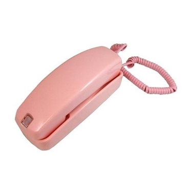 Golden Eagle GO-5303PK Trimstyle Corded Telephone - PINK