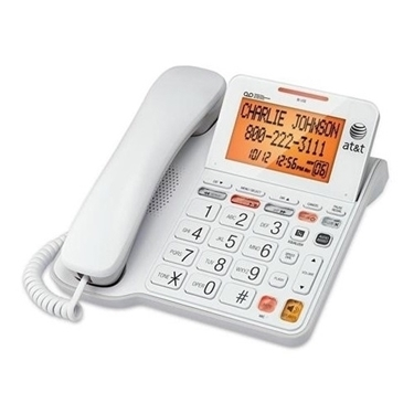AT&T Corded Phone System With Large Display