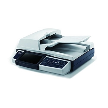 Visioneer NetScan 4000 Duplex Flatbed Color Network Scanner