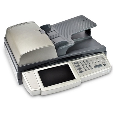Xerox DocuMate 3920 Network Duplex ADF Flatbed Touch Screen Scanner