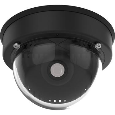 MOBOTIX V25-BOD1-N- 6MP Network Dome Camera Black (No Lens)