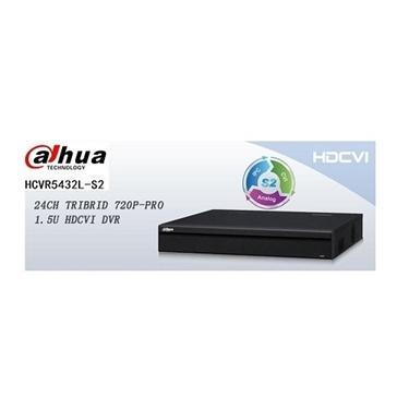 Dahua XVR5432L 32ch HDCVI Penta-Brid (HDCVI, IP,TVI,AHD & Analog) DVR