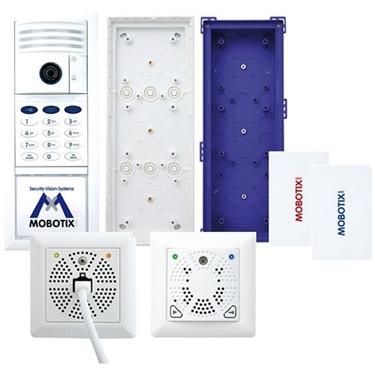 MOBOTIX 6MP T25 Video Door Station Complete Kit