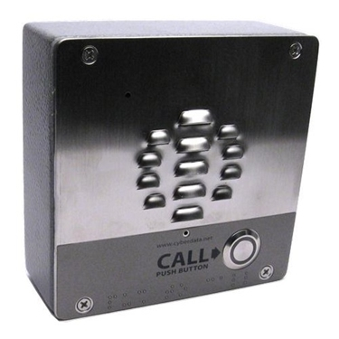 Cyberdata CD-011186 V3 VoIP Outdoor Intercom