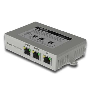 Cyberdata 011187 2 Port PoE Gigabit Switch