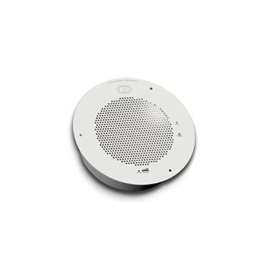 CyberData CD-011394 SIP Ceiling Speaker-Signal White