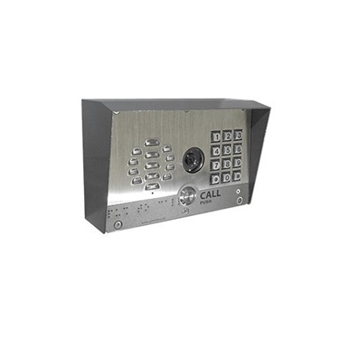 CyberData CD-011414 SIP Outdoor H.264 Video Intercom with Keypad