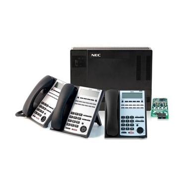 NEC BE110798 SL1100 Basic Digital System Kit 4x8x4 - NEC-1100001