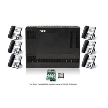 NEC 1100005 Q24-FR000000112223 SL11 Quick-Start Kit