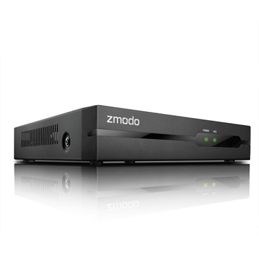 Zmodo 4 Channel 720P HD Network Video Recorder with 1TB HDD