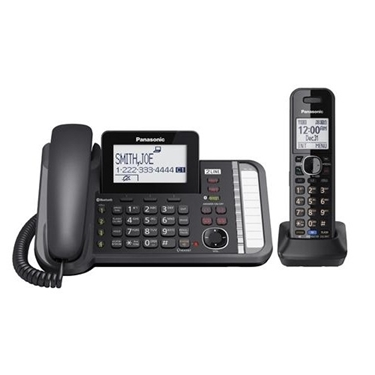 Panasonic 2-Line Corded Cordless Link 2 Cell System