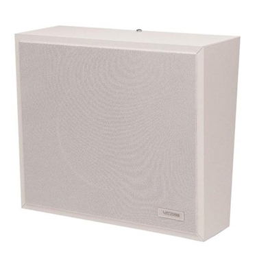 Valcom VC-V-1016-W 1Watt 1Way Wall Speaker - White