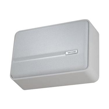Valcom VC-V-1042WH 1Watt 1Way SlimLine Speaker - white