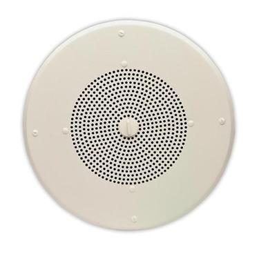 Valcom VC-V-1060A 8in Talkback Ceiling Speaker