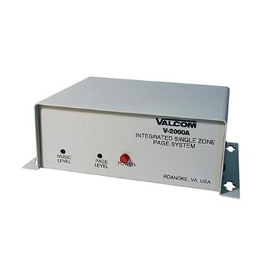 Valcom VC-V-2000A Page Control - 1 Zone 1Way