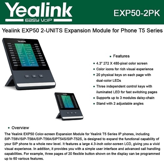 Yealink Call Control