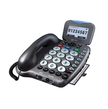 Geemarc GM-Ampli555 Amplified Corded Phone with ITAD