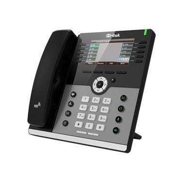 HTEK Modern Executive Color Gigabit IP Phone