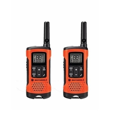 Motorola MOT-T265 2-Pack Talkabout Rechargeable Two-Way Radio