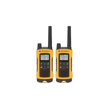 Motorola MOT-T402 35 Mile 2 Pack Weatherproof NOAA Radios