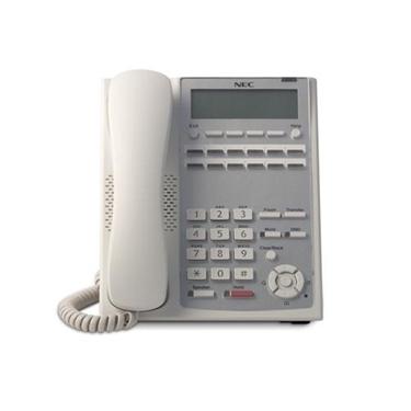 NEC 1100060 SL1100 12-Button Full Duplex Tel (WH)