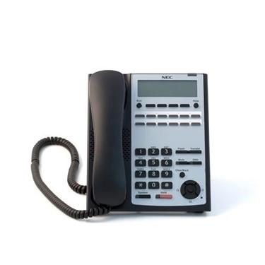 NEC 1100061 SL1100 12-Button Full Duplex Tel Black
