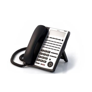 NEC 1100063 SL1100 24-Button Full-Duplex Telephone (Black)