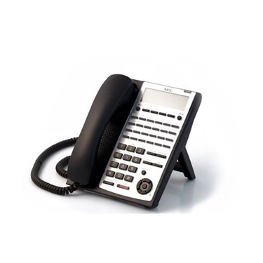 NEC 1100161 SL1100 IP Telephone with 24 Button and Full Duplex