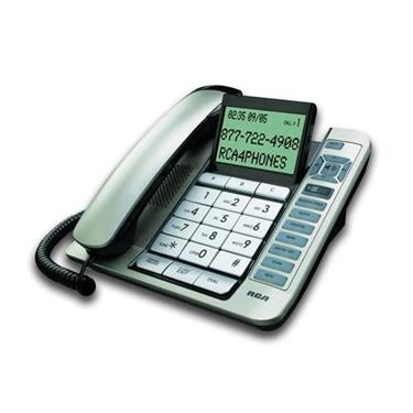 RCA Corded Desk Landline Telephone