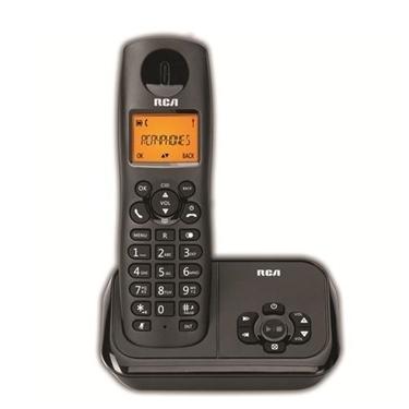 RCA 2162-1BKGA DECT 6.0 Cordless Digital w/ITAD
