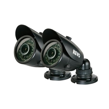 Revo RV-RCBY24-1BNDL Bundle of 2-pack IR Bullet Camera