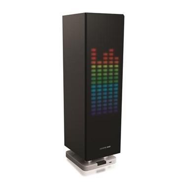 Sharper Image SBT1003BK Bluetooth Speaker with LED lights