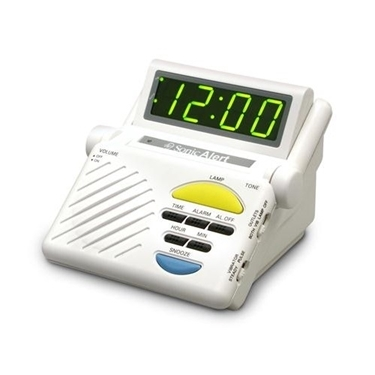 Sonic Boom SB1000 Alarm Clock
